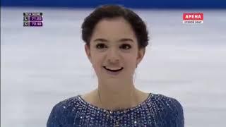 Женя Медведева 2016 год ЧЕ