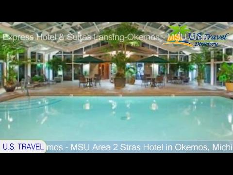 Holiday Inn Express Hotel & Suites Lansing-Okemos - MSU Area 2 Stars Hotel In Okemos ,Michigan