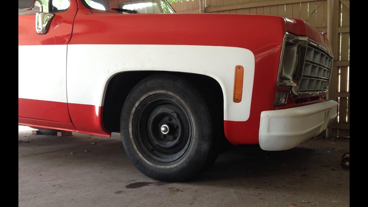 1974 Chevrolet crew cab pickup Pacific Washington