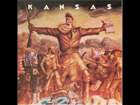 Kansas lonely wind