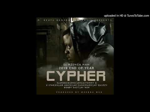 Dj Mzenga Man- End Of The Year Cypher