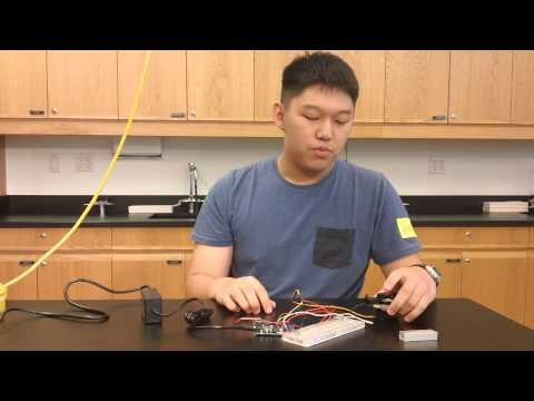 Daniel's Robotic Pincer - Milestone 2