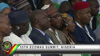 55th ECOWAS Summit, Nigeria
