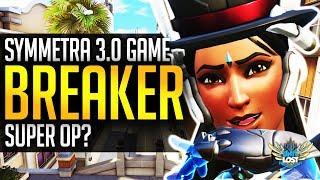 Overwatch - Sym 3.0 The GAME BREAKER?! Symmetra Meta?
