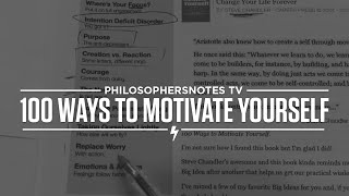100 Ways to Motivate Yourself by Steve Chandler Thumbnail