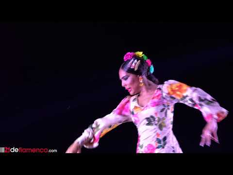 Alba Heredia Baila Caracoles En Las Edades Del Flamenco