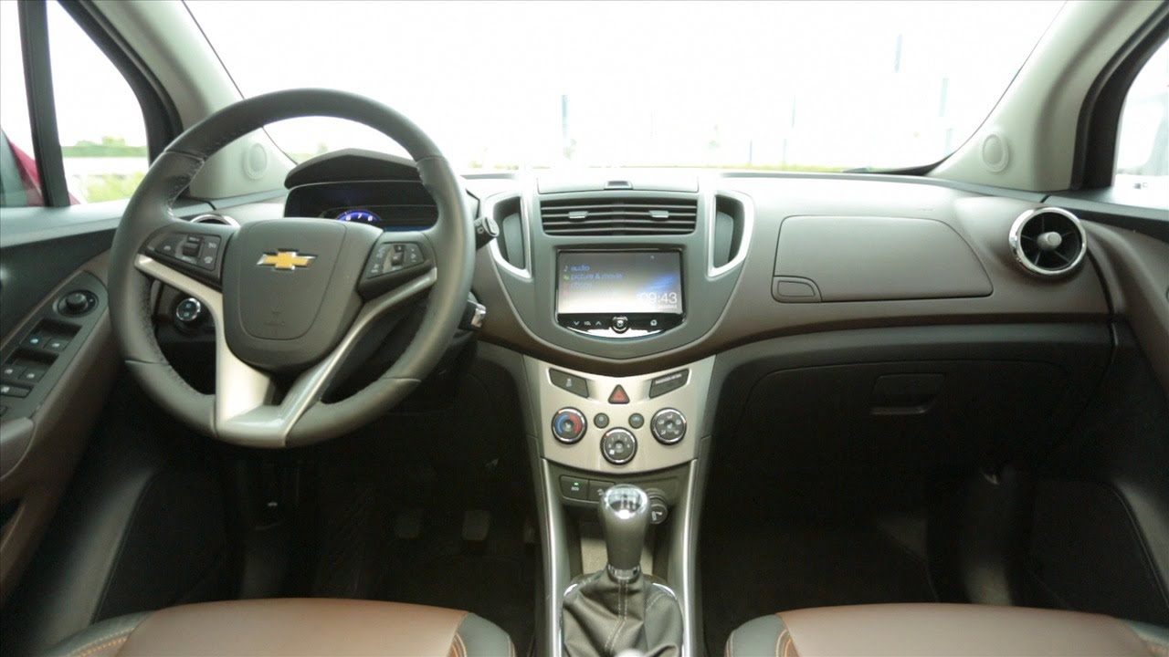 Attractive Chevrolet Trax 2013   INTERIOR Good Looking