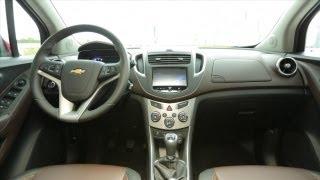 ► Chevrolet Trax 2013 - INTERIOR