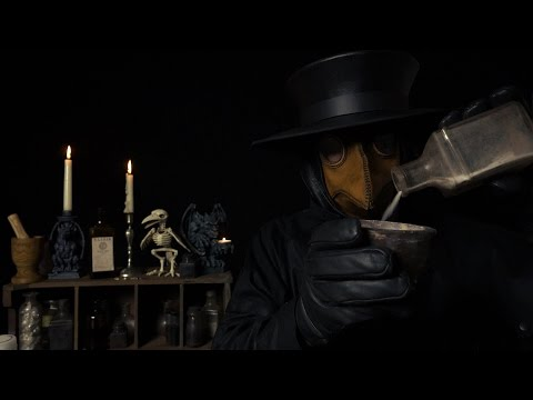 The Plague Patient [ Plague Doctor ASMR ]