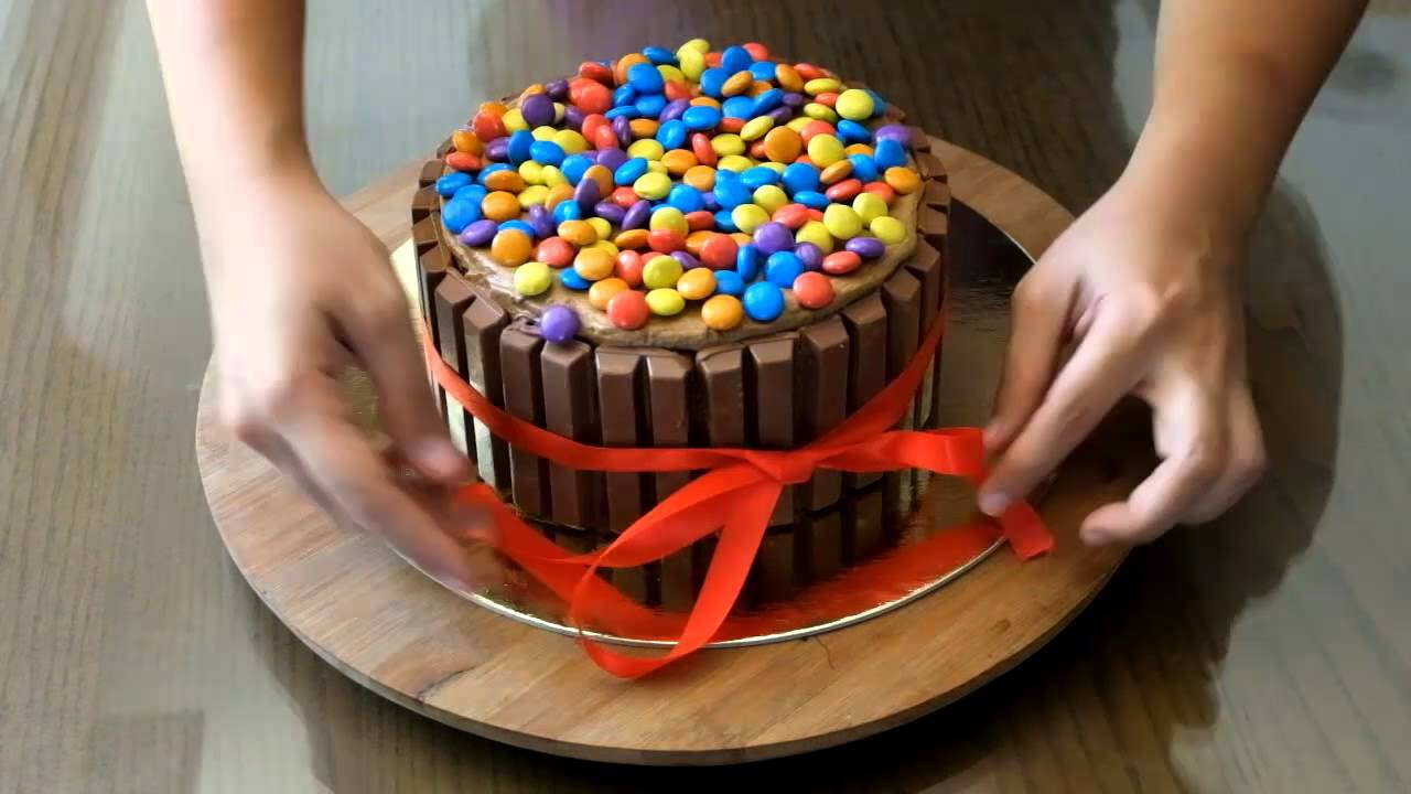 How To Make Kitkat Cake Philippines