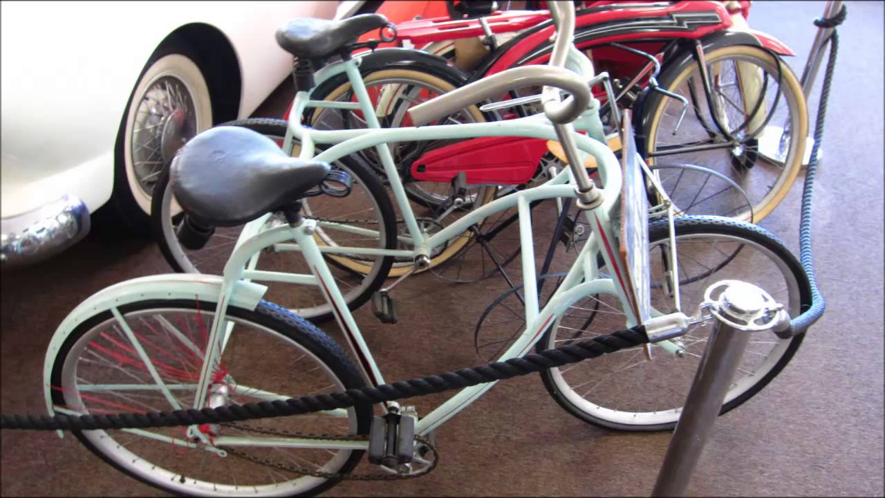 Rare antique 1896 bicycle built for 2    sit side by side
