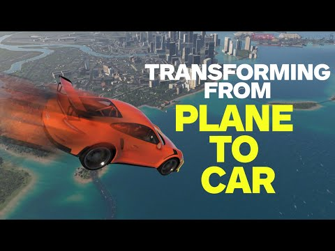 Crazy Transformations in The Crew 2