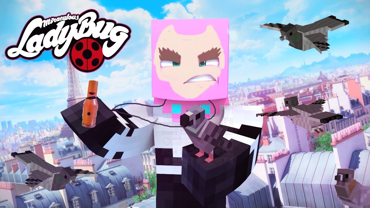 Download Minecraft: SR POMBO 72 !!! - #16 MIRACULOUS AS AVENTURAS DE LADYBUG E CAT NOIR ‹ZACKIL›