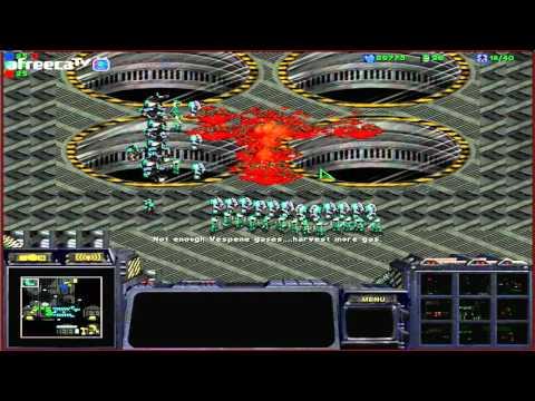 스타크래프트 유즈맵 [바이오 좀비 디펜스]Bio Zombie Defence(Starcraft use map)