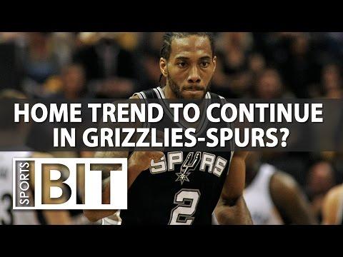 Memphis Grizzlies at San Antonio Spurs, Game 5   Sports BIT   NBA Picks