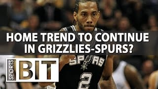 Memphis Grizzlies at San Antonio Spurs, Game 5 | Sports BIT | NBA Picks thumbnail