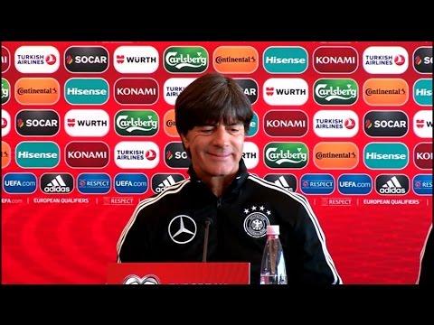 DFB PK – Sami Khedira, Joachim Löw &  Miroslav Klose 10/11/16