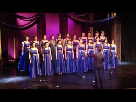SLU Music Festival 2015 - School Medicine All Female Choir