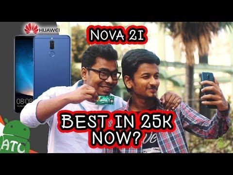 Huawei Nova 2I in 2018.