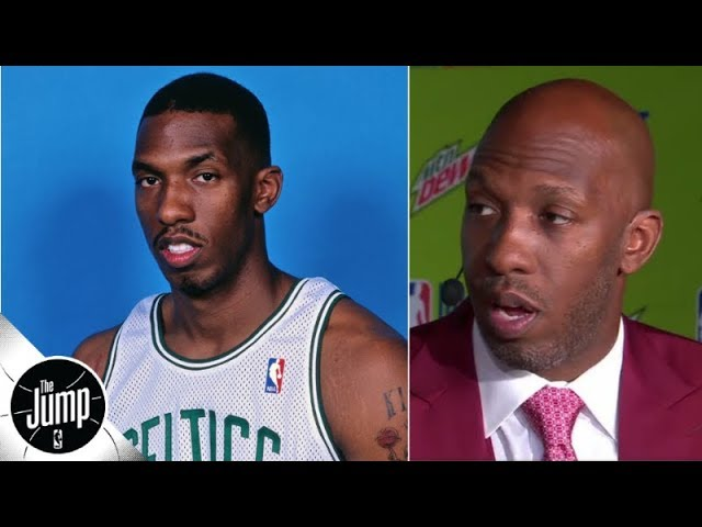 Chauncey Billups on why he struggled early in NBA his career: I simply wasnt ready | The Jump