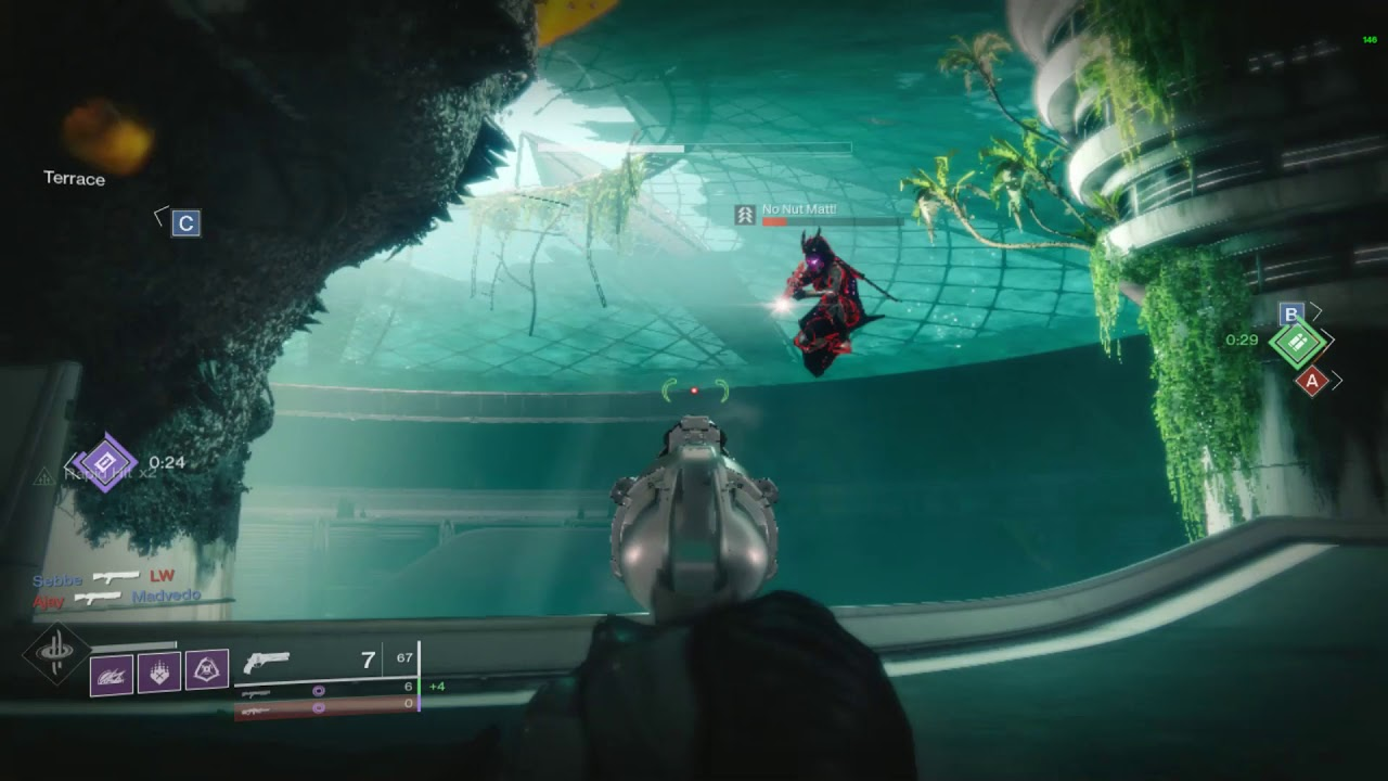 "Destiny 2 [PvP] ""connection based match making btw"""
