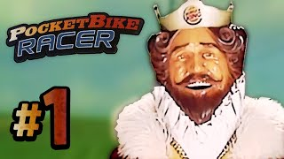 Burger King: PocketBike Racer | Ride It Your Way - 1 (Xbox 360 Gameplay)