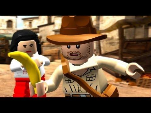 Lego Indiana Jones The Original Adventures Walkthrough Part 2