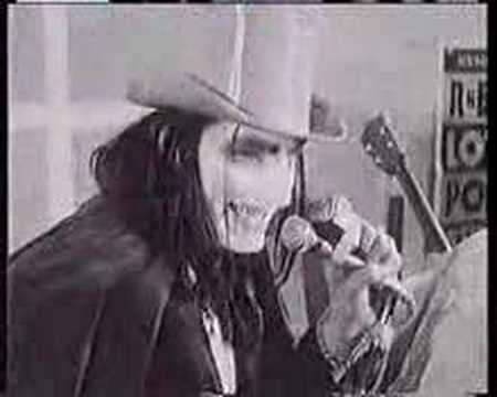 Screaming Lord Sutch - Jack The Ripper (Live)