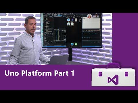 Uno Platform Part 1