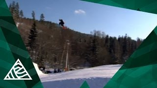 Arctic Challenge - Oslo, Norway - Mens Slopestyle