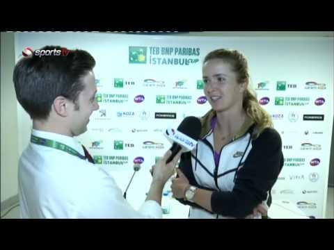 Elina Svitolina (Özel Röportaj)
