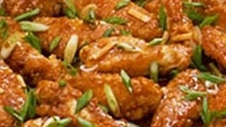 HOW TO PREPARE EMPRESS CHICKEN WINGS CHINESE RECIPES, CHINESE FOOD, NON VEGETARIAN