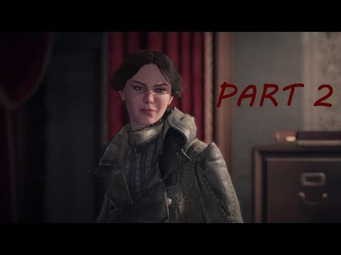 Assassin's Creed Syndicate - World War 1 - Part 2 - Spy Hunt:The Apothecary