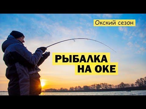 Рыбалка на Оке. Ловля судака и щуки. Коломна.