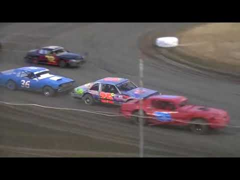 Superbowl Speedway 05 11 2013 Street Stock 1st Heat 1