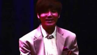 SS501 Kim Kyu Jong Musical「宮」の記者会見映像christy.の「 VOIN DE ...