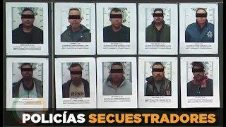 Policías secuestradores detenidos #Zacatecas