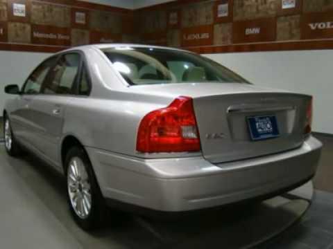 2004 VOLVO S80 2.9L V6 Charlotte, NC - YouTube