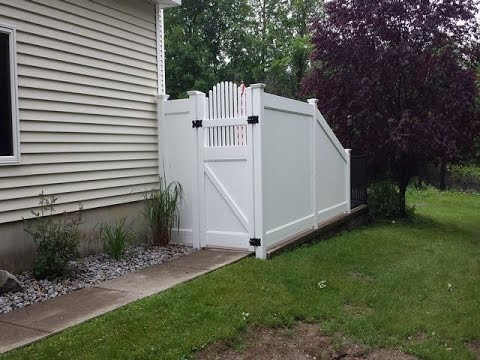 Wholesale Vinyl Fence Manufacturers Youtube