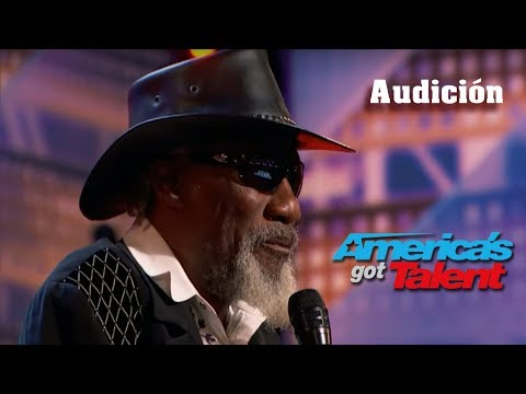 """Robert Finley sing """"Get It While You Can"""" in The Auditions of America's Got Talent 2019"""