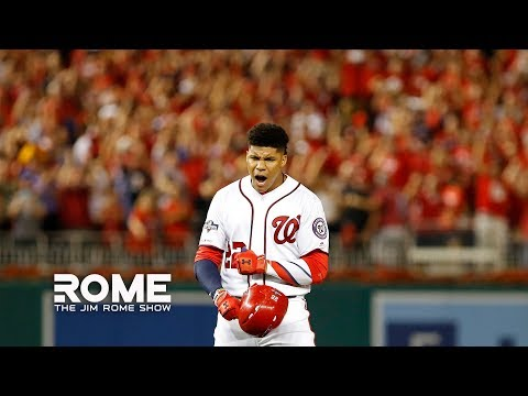 Nationals Advance To NLDS After Brewers Choke Job | The Jim Rome Show