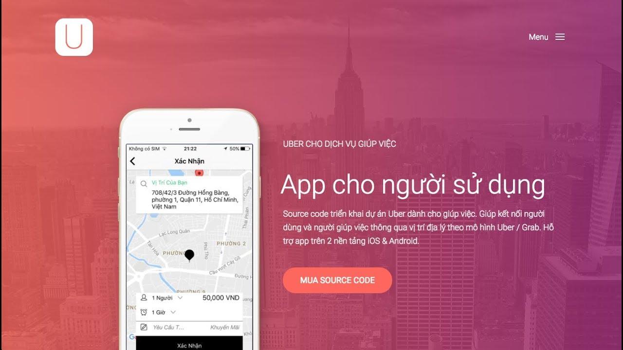 HelperTeam | Uber-like app source code