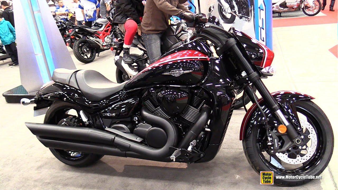 2015 Suzuki Boulevard M109r Walkaround 2015 Salon Moto