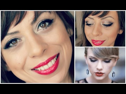 Taylor Swift - Blank Space Makeup Tutorial (грим урок)