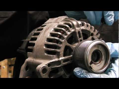 maxresdefault Alternator Front Bearing Change Bosch And Valeo Tutorial