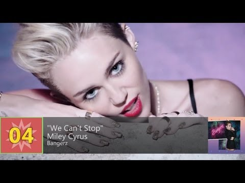 Billboard Top Songs 2013 2014-01-19 10-31