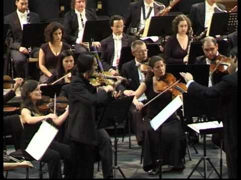 Berlioz - Reverie et Caprice op.8 - Carlos Damas, violin