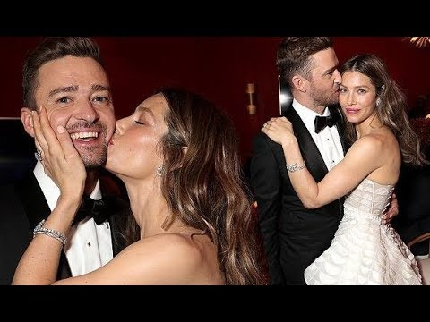 Jessica Biel and Justin Timberlake are appearing constantly kissing attention at the Emmy Awards