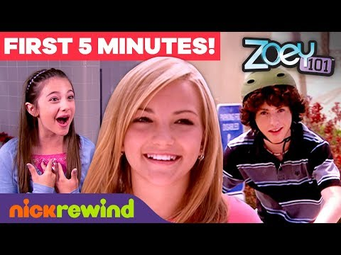 First 5 Minutes of Zoey 101!   NickRewind