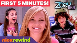 First 5 Minutes of Zoey 101! | NickRewind